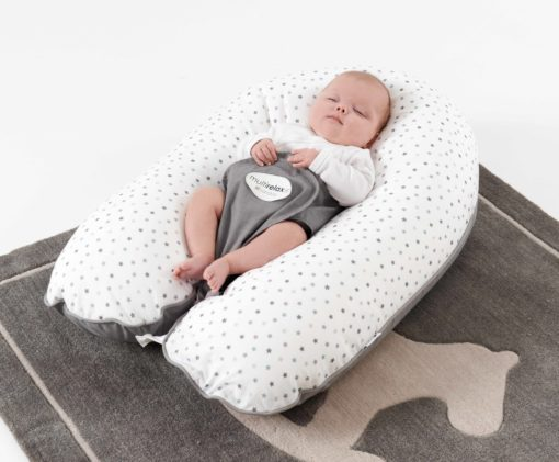 כרית הנקה, הריון וגם טרמפולינה לתינוק